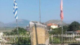 Афины осуждают разрушение памятника на юге Албании