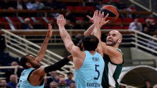 Панатинаикос и ПАОК радую греческих любителей баскетбола победами в Европе