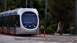 Маршрута трамвая до Синтагми будет восстановлен