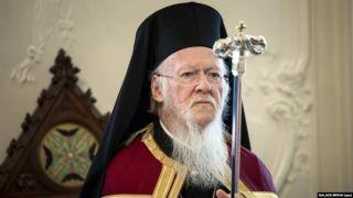 Патриарх Варфоломей возглавит Божественную литургию на украинском языке в честь Голодомора