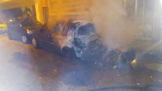 Поджог автомобилей в Като Патиссии