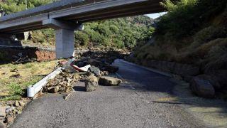 Наводнения в Западной Греции