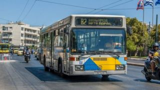 """В Афинах сократят """"невыгодные"""" маршруты автобусов"""