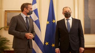МИД России призывает к скорейшему снижению напряженности в Восточно-Средиземноморском регионе