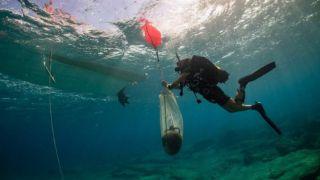 Три затонувших  корабля обнаружены у Эгейского острова Касос