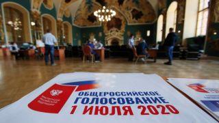 Объявлены окончательные итоги голосования по поправкам в Конституцию