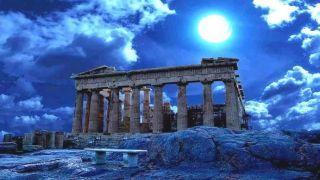 Бесплатные мероприятия по всей Греции на полнолуние 3 августа