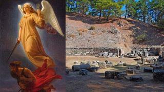 На Лесбосе откопали храм богини мщения и справедливости