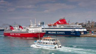 Между Грецией и Кипром откроют паромную линию