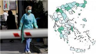 В каких районах Греции нет коронавируса?