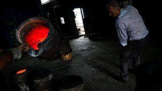 Последняя колокольная мастерская в Греции продолжает работу