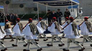 Ограничения движения транспорта из-за парада на 25 марта в Афинах.