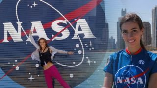 Греческая Барби из NASA оказалась фейком
