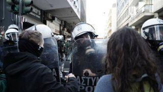 Полицейский беспредел в Экзархии запечатлен на видео