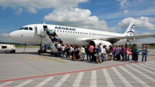 Aegean: отмена и изменение рейсов 19 и 20 октября