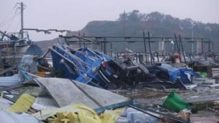 Китай: смертоносный торнадо обрушился на Ухань