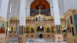 Новый храм в честь Святого Луки врачевателя откроется в Нафплио