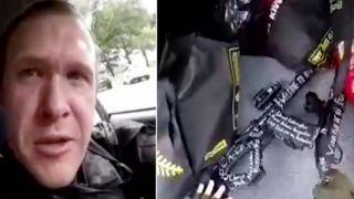 """Странный маршрут """"новозеландского террориста"""" из Афин в Салоники"""