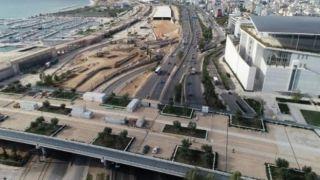 К Пасхе откроется новый участок проспекта Посейдонос