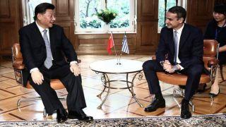 Мицотакис - Си Цзиньпину: Началась новая эра в греко-китайских отношениях