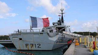 После военно-морского инцидента возросла напряженность между Францией и Турцией