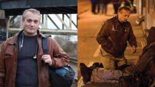 Доктор для бездомных