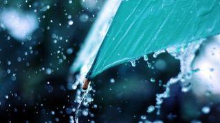 Погода на выходные: дождь и грозы