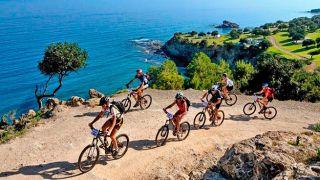 Велосипедные маршруты в Греции