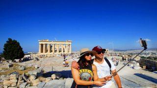 В Греции ждут миллион российских туристов