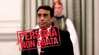 Греция объявила посла Ливии «persona non grata»