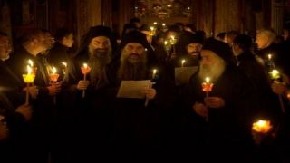 Во всех монастырях Афона одновременно будут молиться об избавлении мира от пандемии