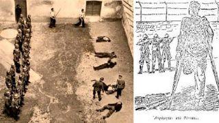 30 ноября 1943 года нацисты расстреляли инвалидов греко-итальянской войны