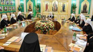 Синод РПЦ опубликовал официальное заявление относительно ЭПЦ