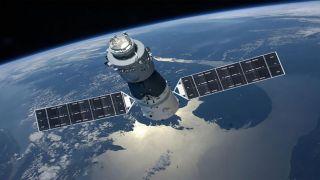 """""""На кого Бог пошлет"""": 4 апреля китайская орбитальная станция упадет на Землю"""