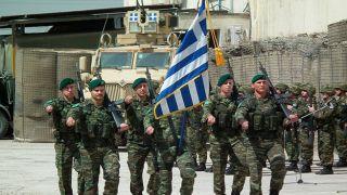 Греция продлит срок обязательной военной службы до 12 месяцев