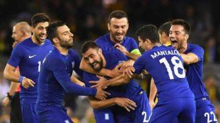 Сборная Греции в квалификации к Евро-2020 обыграла команду Боснии и Герцеговины.