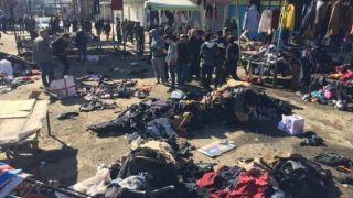 Ирак: двойной теракт в Багдаде, 28 погибших и десятки раненых