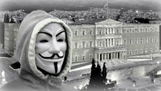 Греческие Anonymous ответили атакой на турецкие сайты