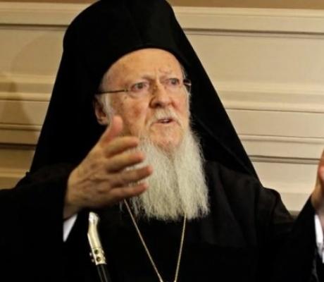 Взломщики в масках проникли в дом патриарха Варфоломея