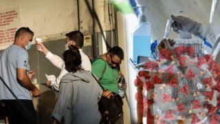 Новый антирекорд коронавируса в Греции: 1690 новых случаев, 128 интубированных