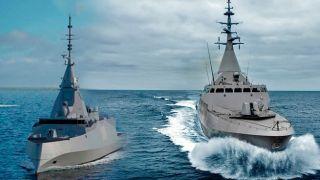Греция объявила о приобретении у Франции 6 военных кораблей
