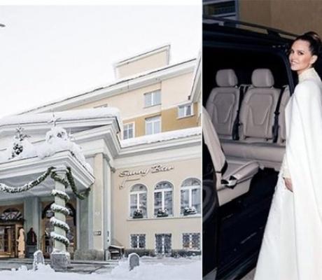 Ставрос Ниархос взял в жены Дашу Жукову, бывшую супругу Абрамовича