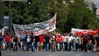 Союз государственных служащих проводит общенациональную забастовку в среду