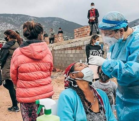 Что делать с вакцинацией цыган, нелегалов, бомжей и обладателей «золотых виз»