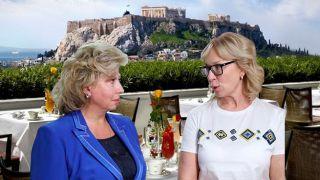 Омбудсмены Украины и России встретятся в .... Греции