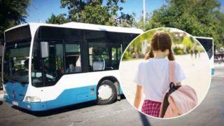 Водитель автобуса высадил учащуюся из-за... 0,20 евро!