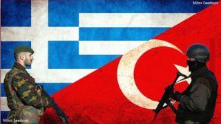 Конфликт между Грецией и Турцией в состоянии эскалации