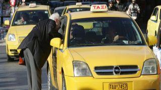 Задержано 11 таксистов-мошенников