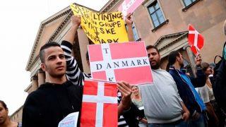 Дания отправляет сирийских беженцев домой