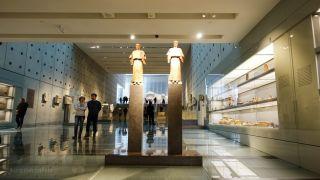 Греция: Значительный рост посещений музеев и археологических памятников